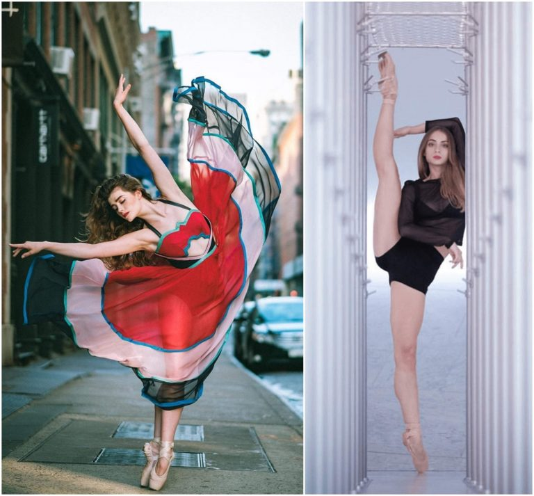 These Stunning Pictures Of Ballet Dancers On The Streets Will Enchant You